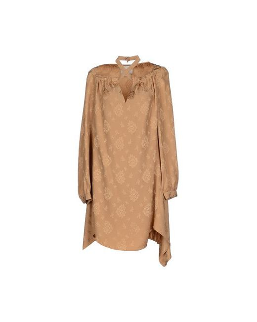 3.1 Phillip Lim | Женское Верблюжье Короткое Платье
