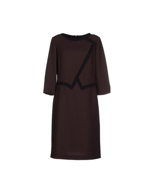 Botondi Milano | Женское Какао Платье До Колена