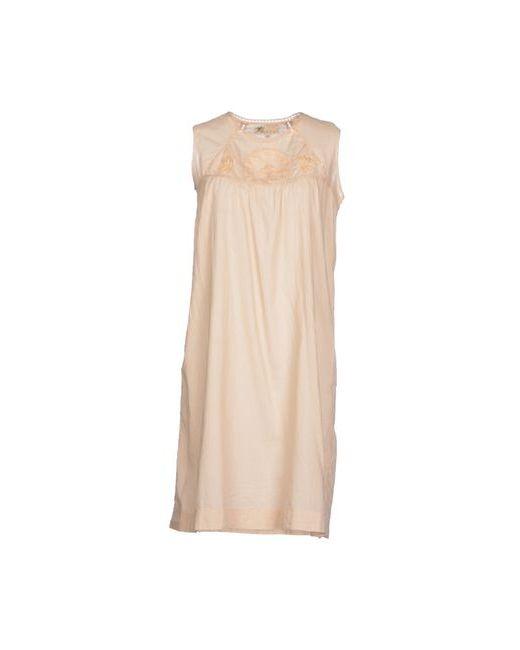 Local Apparel   Женское Синее Короткое Платье
