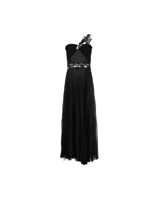 X'S COUTURE MILANO   Женское Чёрное Длинное Платье
