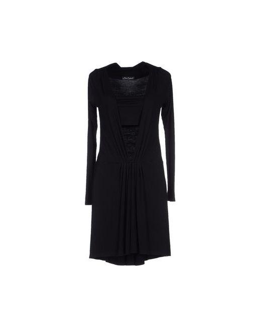 Bad Spirit | Женское Чёрное Короткое Платье