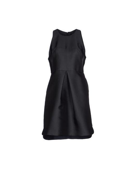 Tara Jarmon | Женское Чёрное Короткое Платье
