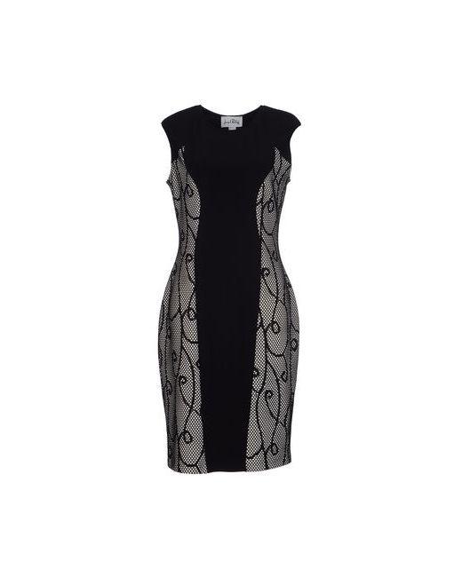 Joseph Ribkoff   Женское Чёрное Платье До Колена