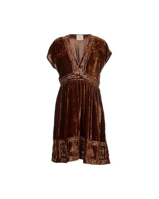 Forte Forte | Женское Какао Короткое Платье