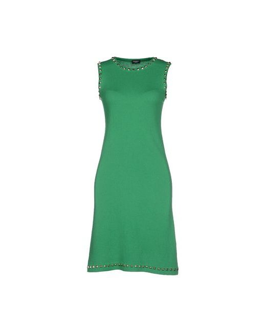 Snobby Sheep   Женское Зелёное Короткое Платье