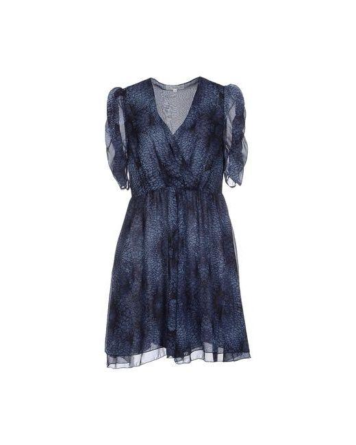 Dagmar | Женское Синее Короткое Платье
