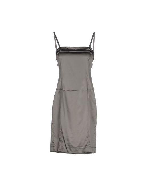 Patrizia Pepe | Женское Серое Короткое Платье