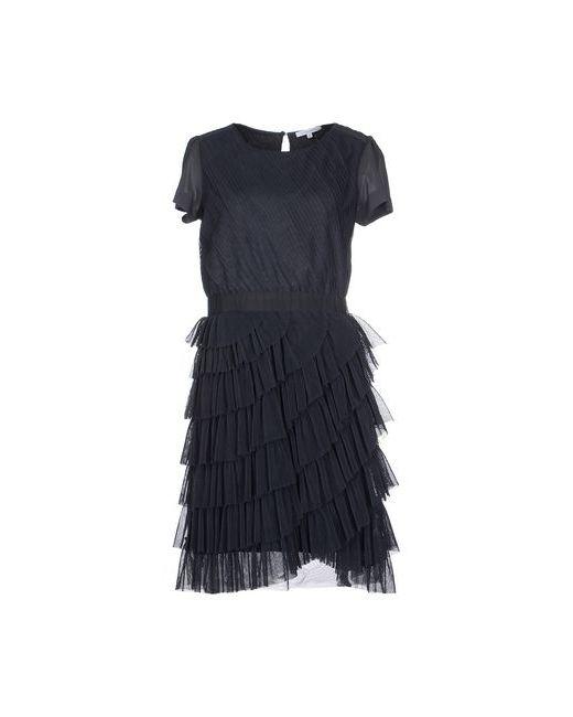 Patrizia Pepe | Женское Синее Короткое Платье
