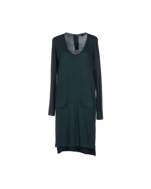 Max & Co.   Женское Зелёное Короткое Платье