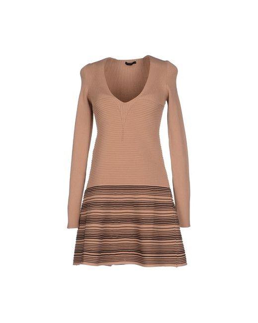 Pinko Black   Женское Песочное Короткое Платье