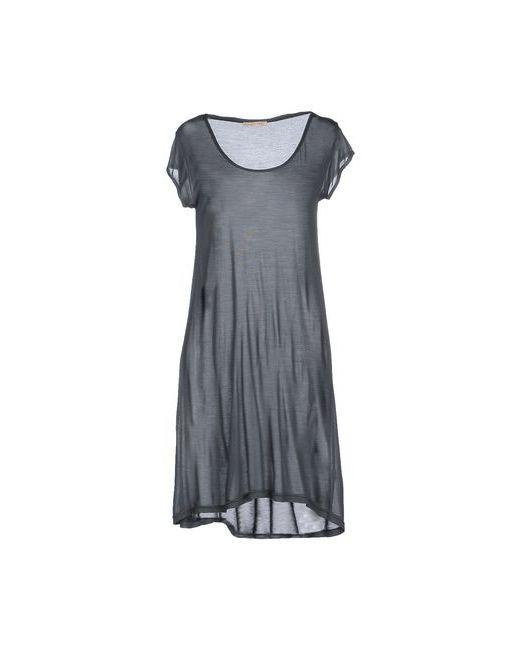 Alternative Apparel | Женское Серое Короткое Платье