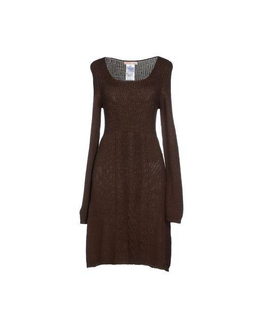 Liu •Jo Jeans | Женское Коричневое Короткое Платье