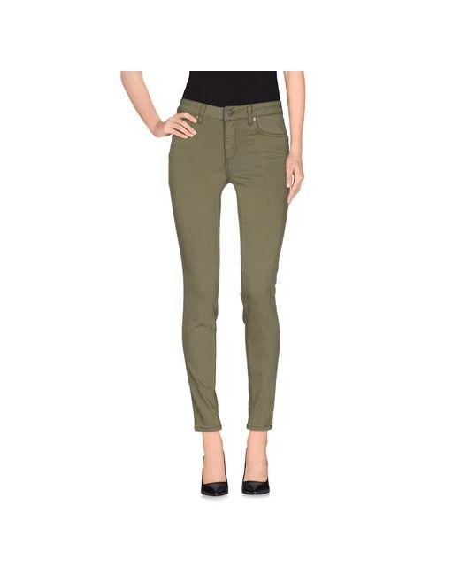 Liu •Jo Jeans | Женские Зелёные Повседневные Брюки