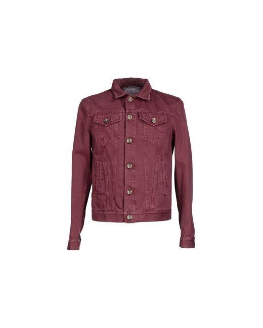 Brunello Cucinelli | Мужская Фиолетовая Джинсовая Верхняя Одежда