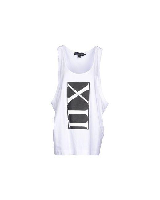 CARA D. X DKNY | Женская Белая Майка