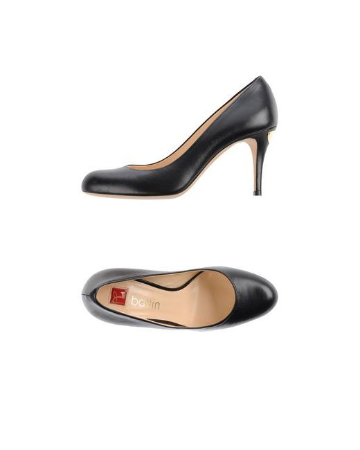 Ballin | Женские Чёрные Туфли