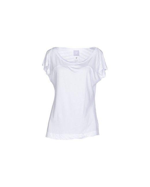 U Clothing | Женская Белая Футболка