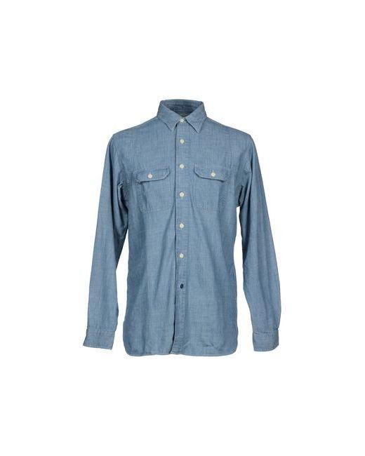 Polo Ralph Lauren | Мужская Синяя Джинсовая Рубашка