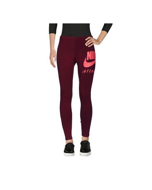 Nike | Женские Коричневые Повседневные Брюки