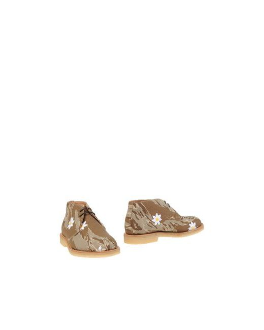 Mark Mcnairy | Мужские Песочные Полусапоги И Высокие Ботинки