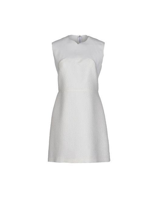 3.1 Phillip Lim | Женское Белое Короткое Платье