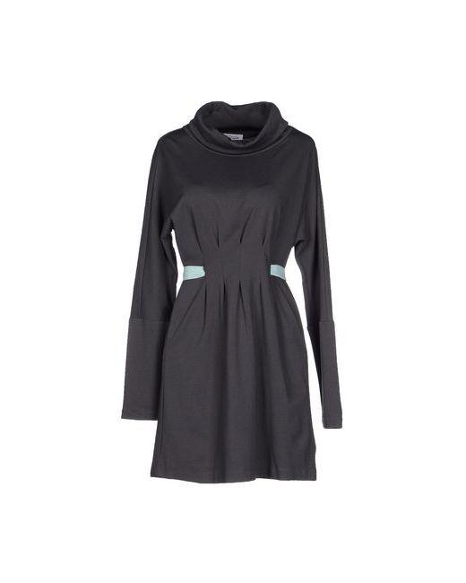 KLING | Женское Серое Короткое Платье