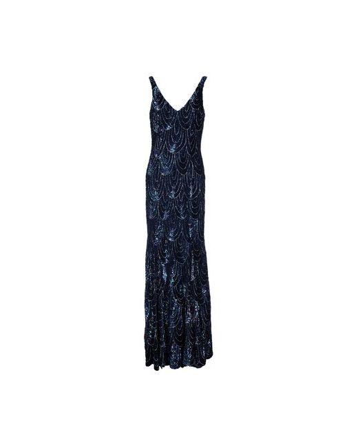 RACHEL GILBERT   Женское Чёрное Длинное Платье
