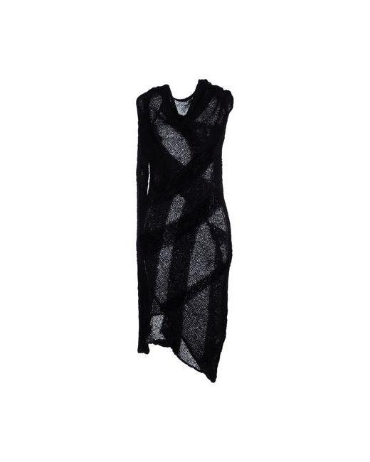 Alessandra Marchi | Женское Чёрное Короткое Платье