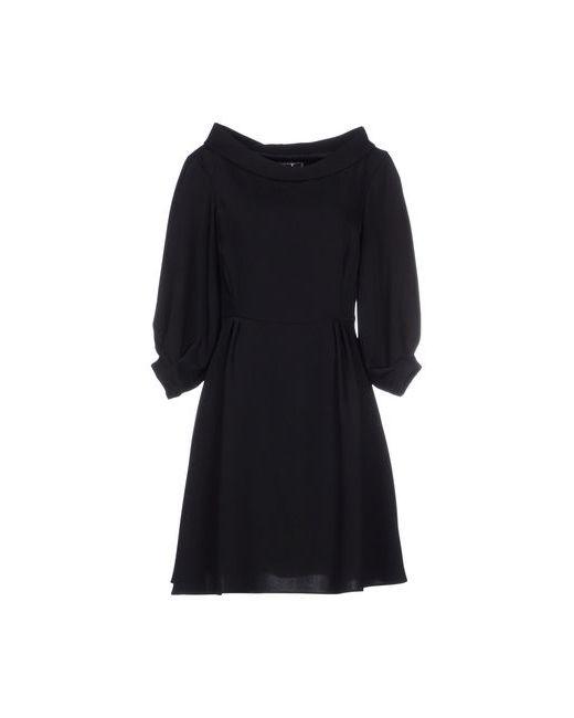 List | Женское Чёрное Короткое Платье
