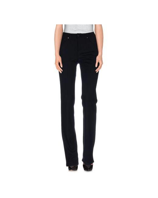 Trussardi Jeans | Женские Чёрные Повседневные Брюки