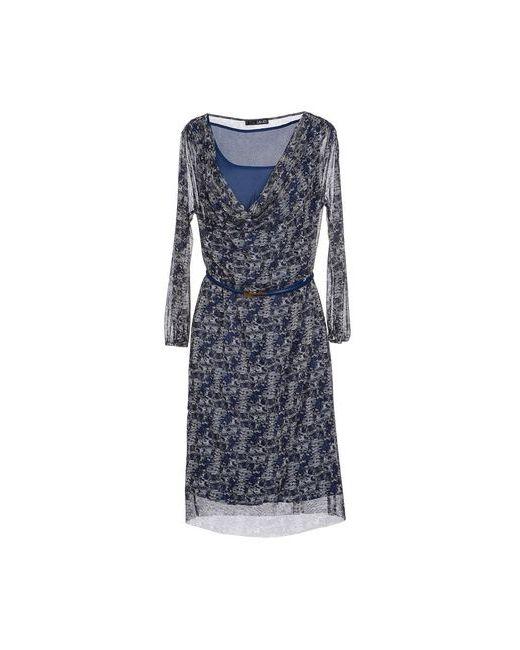 Liu •Jo | Женское Серое Платье До Колена