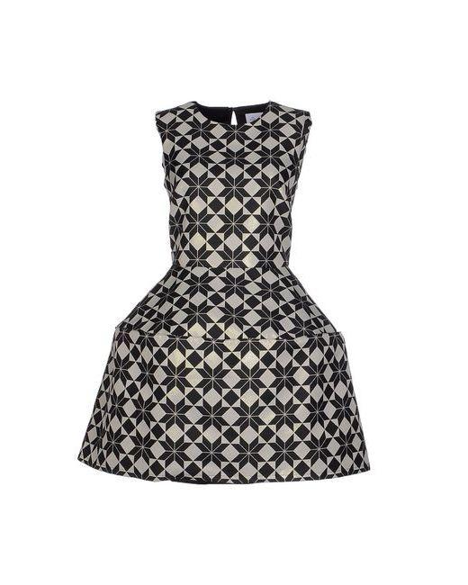 SI-JAY   Женское Чёрное Короткое Платье