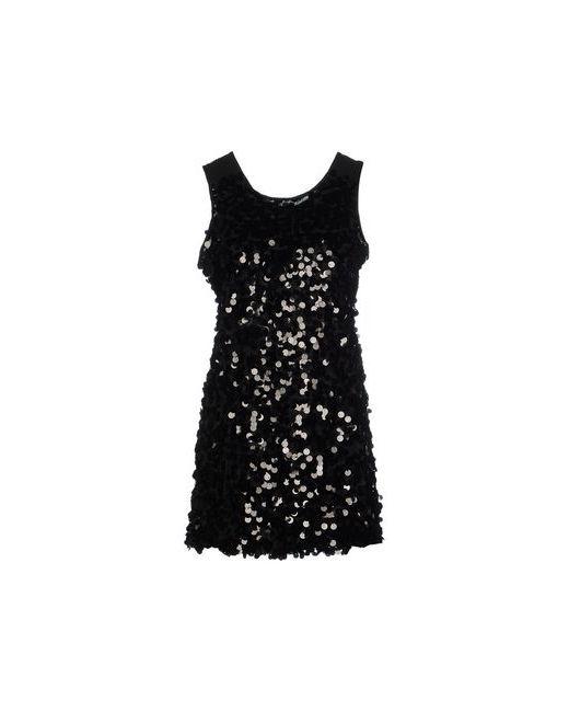 Duck Farm | Женское Чёрное Короткое Платье
