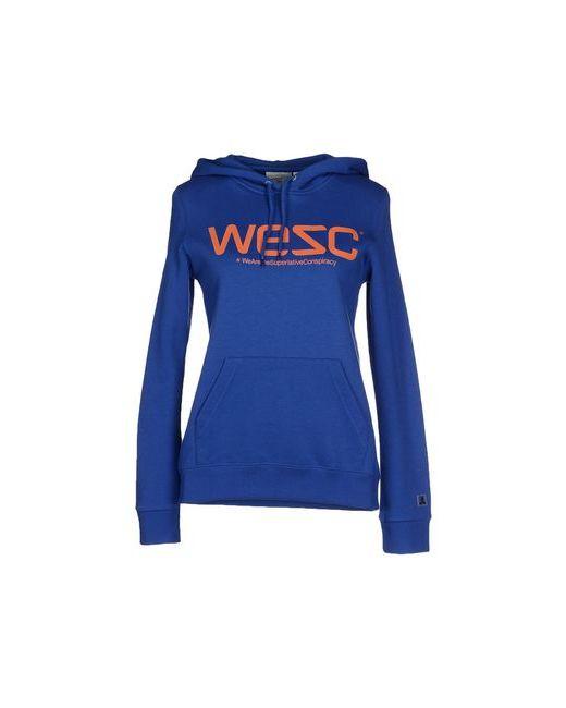 Wesc | Синяя Толстовка