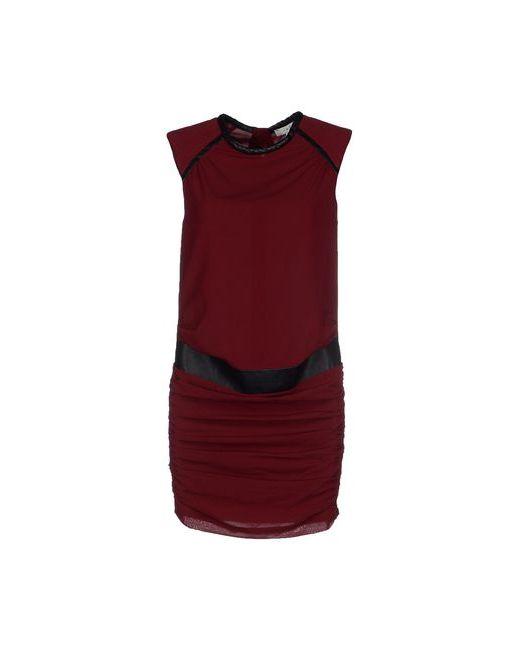 Iro | Женское Коричневое Короткое Платье