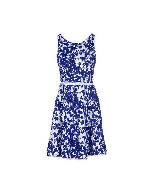 Milly | Женское Синее Короткое Платье