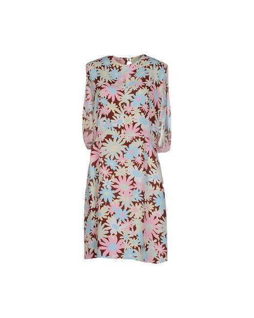 Marni | Женское Какао Короткое Платье