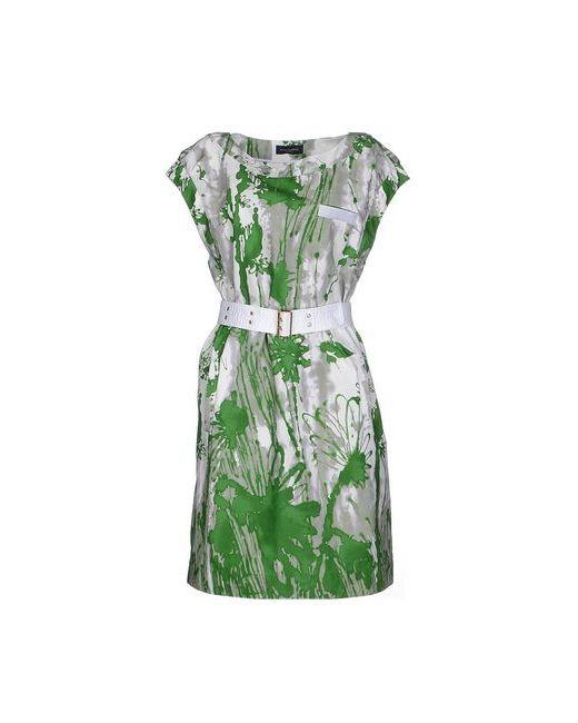 Piazza Sempione | Женское Зелёное Платье До Колена