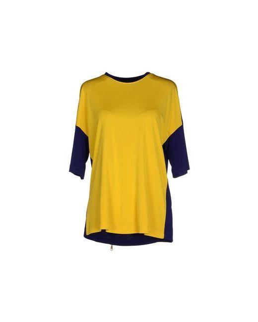 Vionnet   Женская Жёлтая Футболка