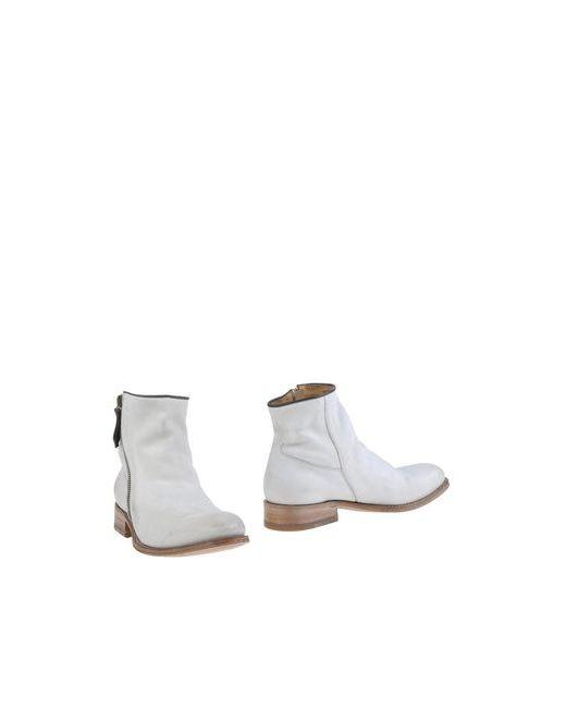 N.D.C. Made By Hand | Женские Белые Полусапоги И Высокие Ботинки