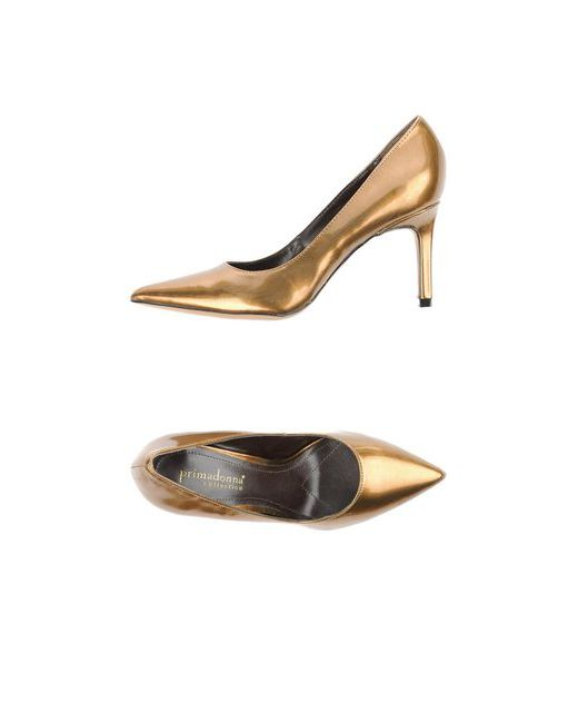 Primadonna | Женские Коричневые Туфли