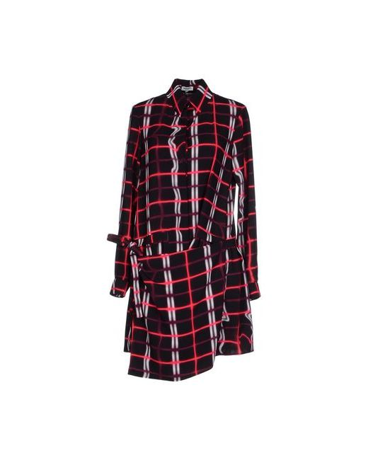 Kenzo | Женское Фуксия Короткое Платье
