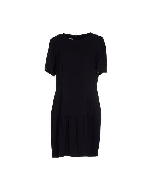 PINKO TAG | Женское Чёрное Короткое Платье