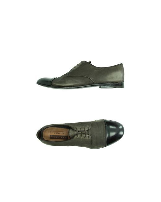 Premiata Endless | Мужская Коричневая Обувь На Шнурках