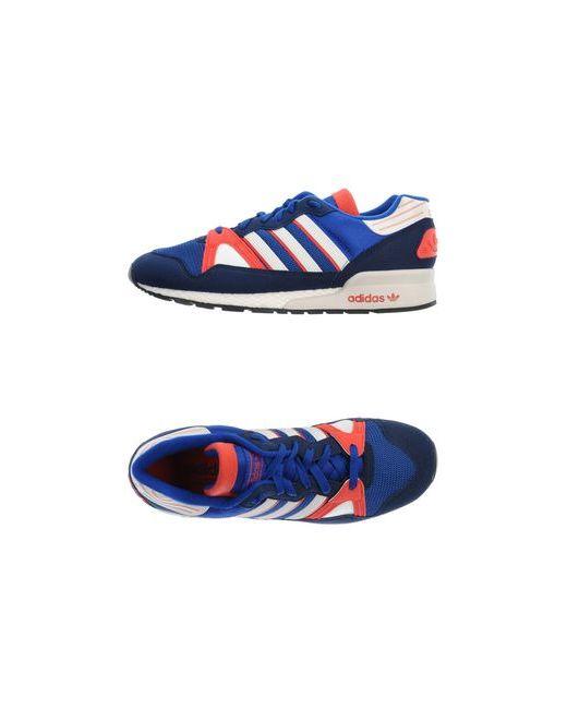 adidas Originals | Женские Синие Низкие Кеды И Кроссовки