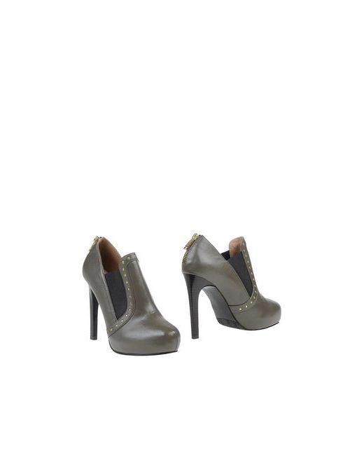 Gaudi' Shoes | Женские Серые Ботинки