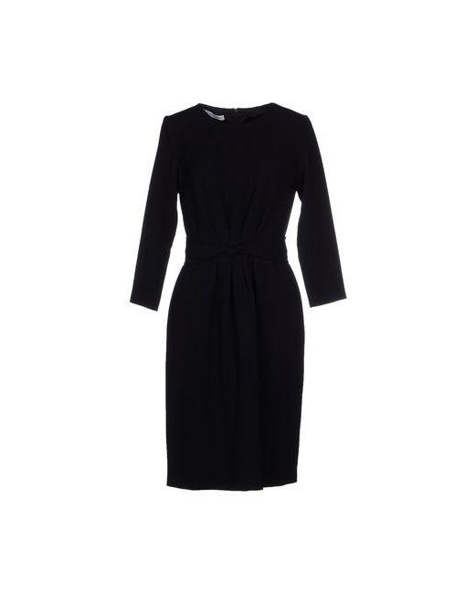 Caractere | Женское Чёрное Короткое Платье
