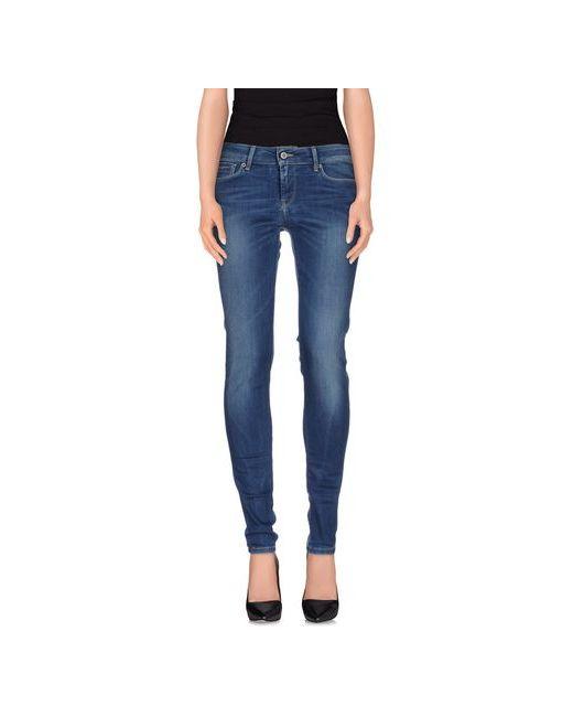 Pepe Jeans London   Женские Синие Джинсовые Брюки
