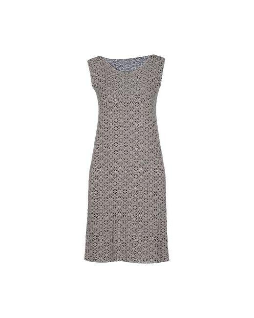 Kangra Cashmere | Женское Серое Короткое Платье
