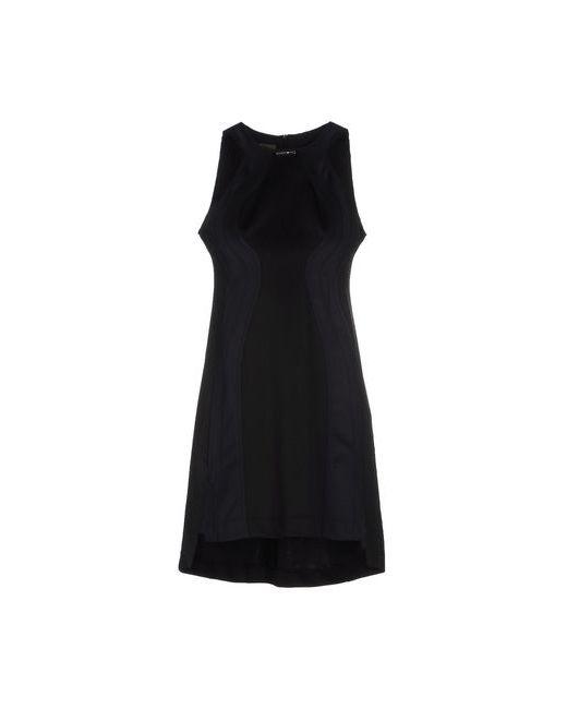 Mariagrazia Panizzi   Женское Чёрное Короткое Платье